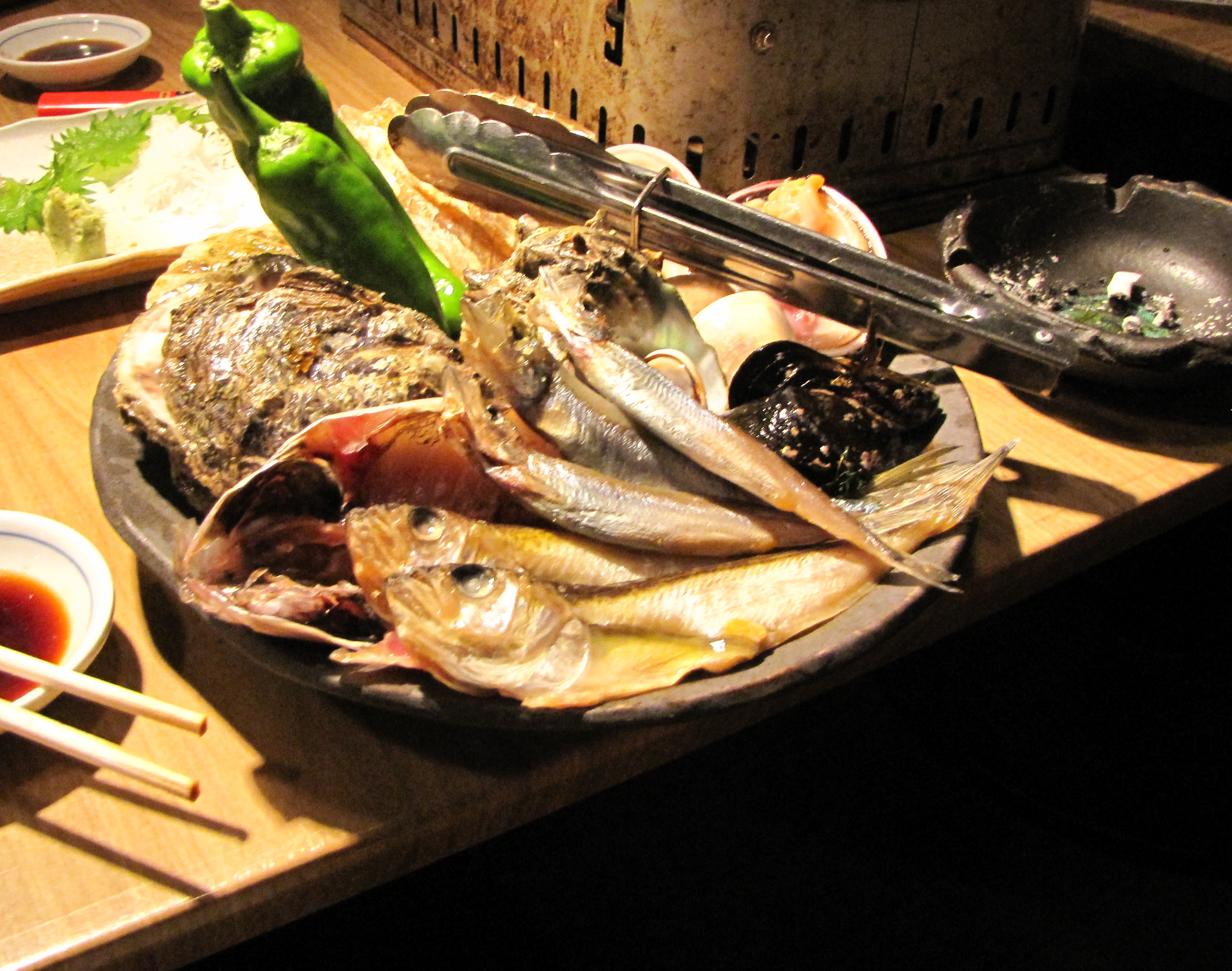Travel food photos i see hungry people for Seafood bar zurich