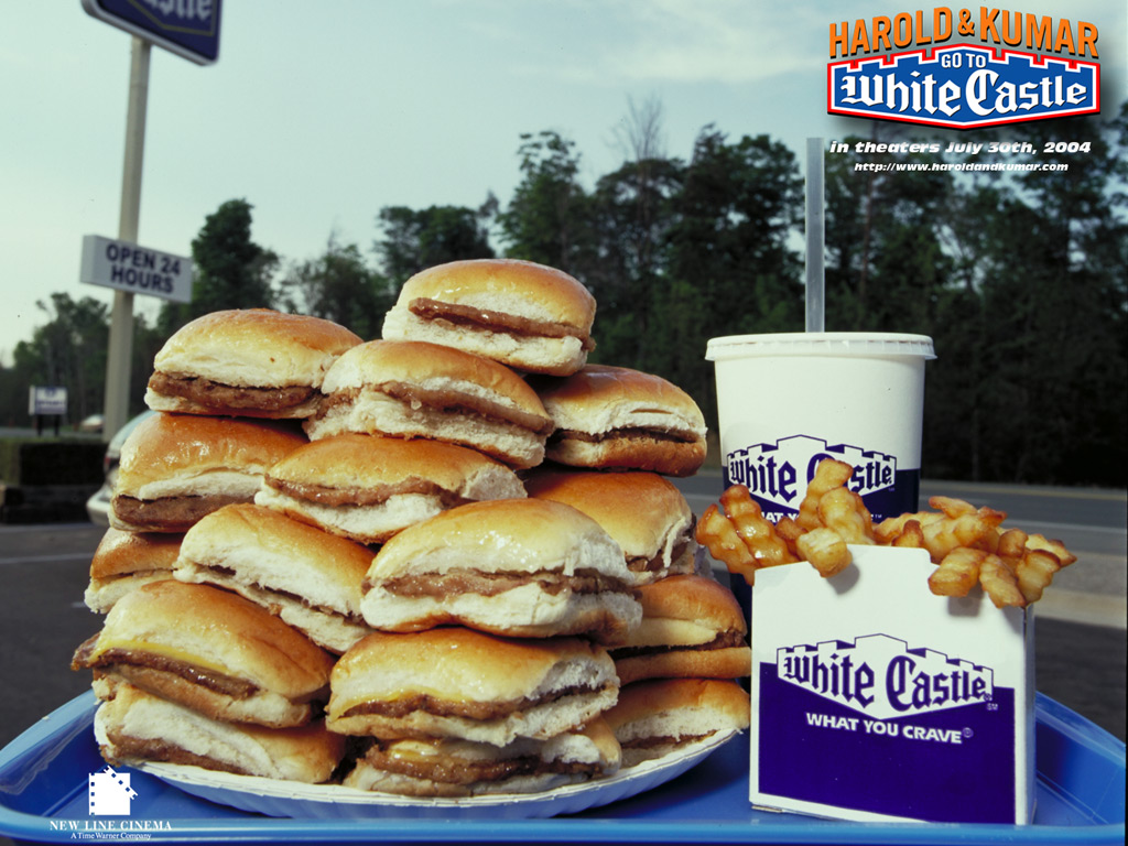White Castle Food Truck Charlotte