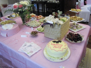 A Jane Austen Tea Party Bridal Shower