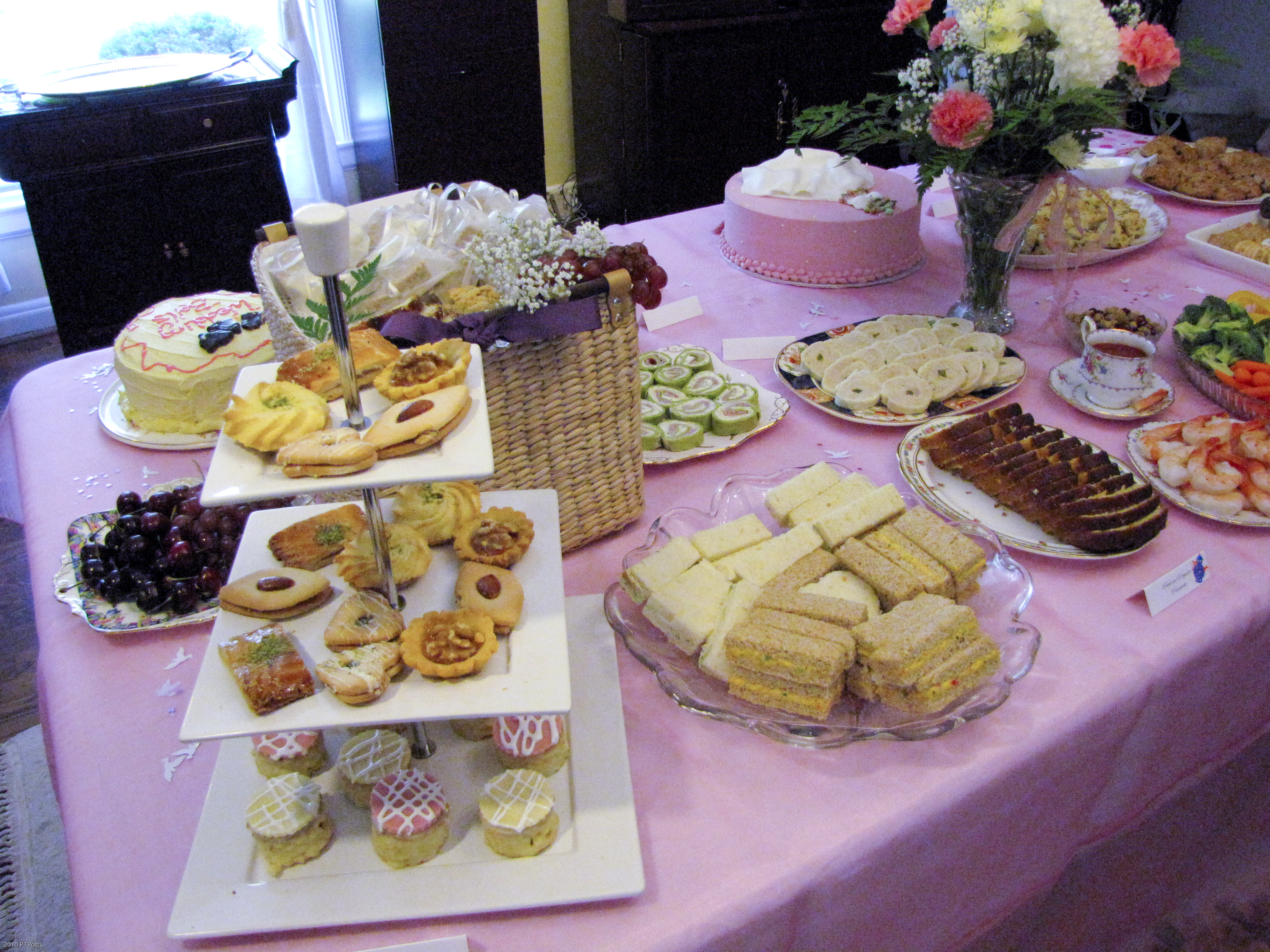 Baby Shower Food Ideas With Duck Themw