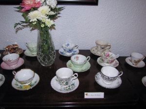 Jane Austen's Tea Selection
