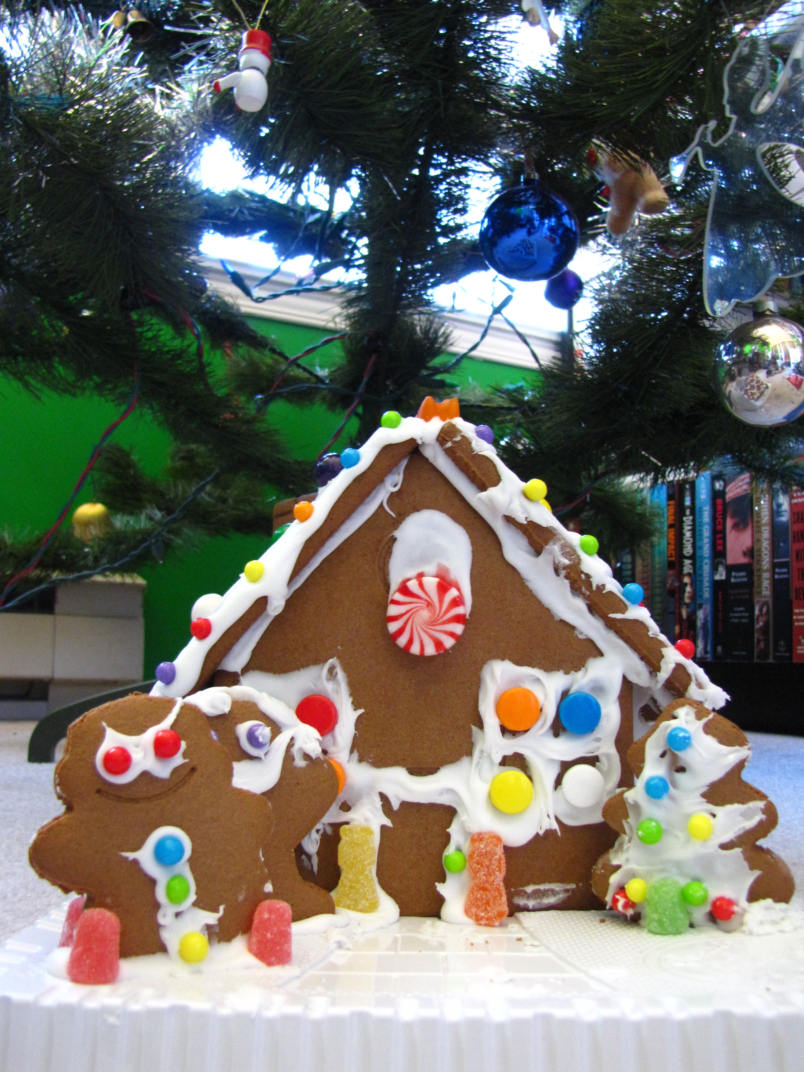 Gingerbread Project 2010