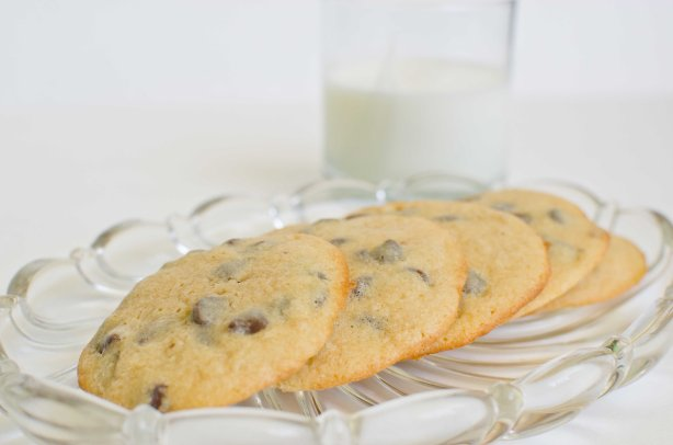 Martha Stewart's Chewy Chocolate Chip Cookies