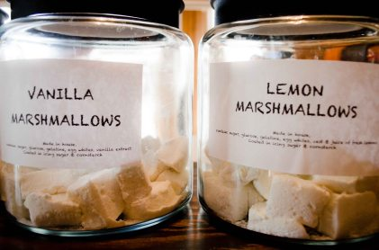 Homemade Marshmellows in Bloomfield