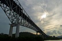 """""""Gasoline Gateway"""" - Panama Canal"""