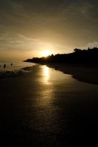 """""""Golden Dust"""" - Santa Clara, Panama"""